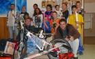 DJs 4 Charity 2012 - Předání