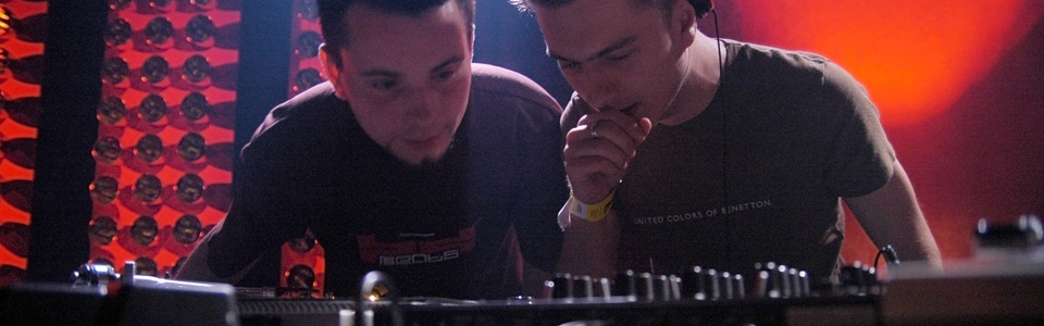 SOUTHEAST (Paul Hubiss & Jergen) live from Club Fleda in Brno