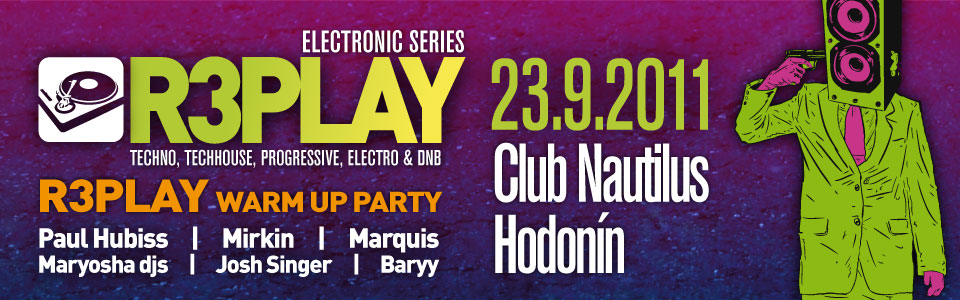 R3PLAY Warm Up Party