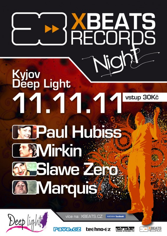 Xbeats Records Night - 11.11.11