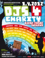 DJs 4 Charity - FLYER