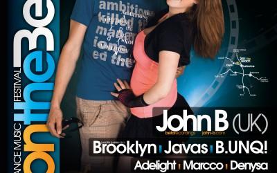 SEX ON THE BEACH 2012: Třešničkou bude vystoupení Johna B!