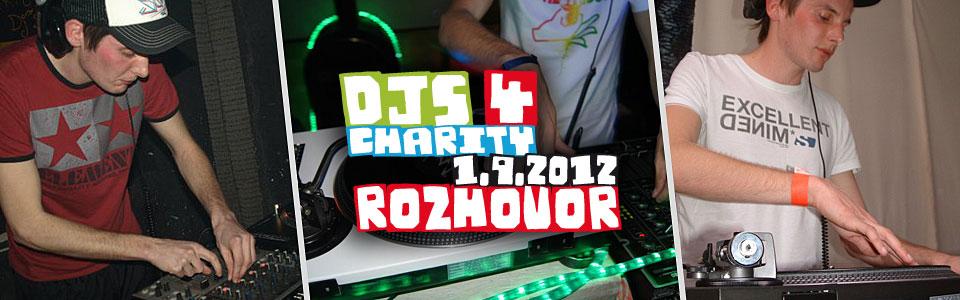 Hasik v rozhovoru k charitativnímu festivalu Djs 4 Charity