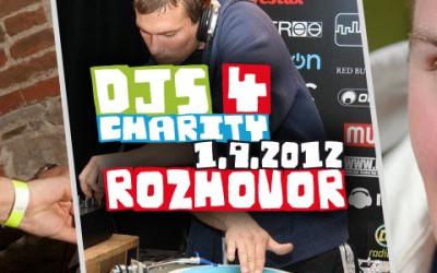 Kita v rozhovoru k charitativnímu festivalu Djs 4 Charity