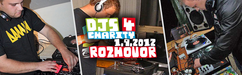 Jeff B v rozhovoru k charitativnímu festivalu Djs 4 Charity