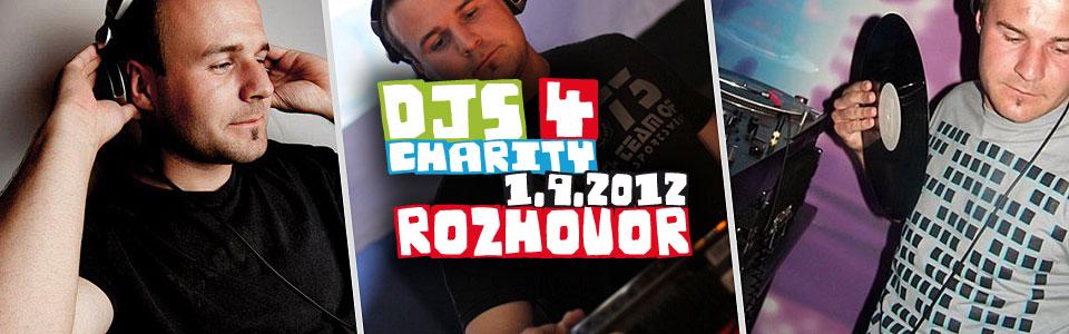 Karloss v rozhovoru k charitativnímu festivalu Djs 4 Charity