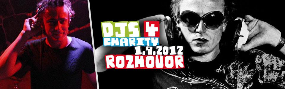 Lucasch v rozhovoru k charitativnímu festivalu Djs 4 Charity
