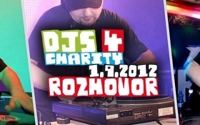 Soldik v rozhovoru k charitativnímu festivalu Djs 4 Charity