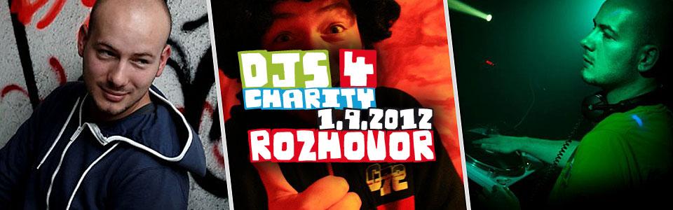 Voodoo Piet v rozhovoru k charitativnímu festivalu Djs 4 Charity