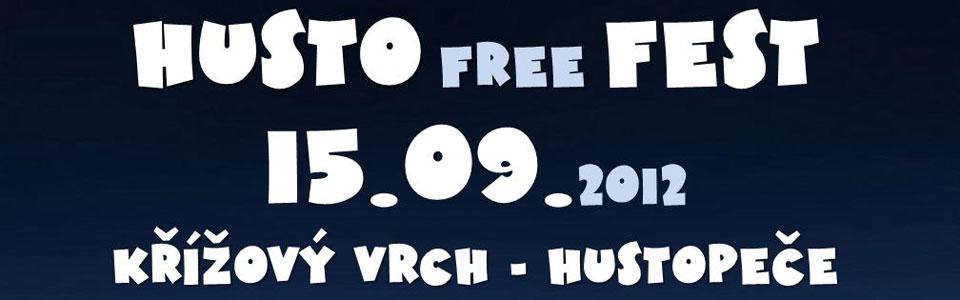 HUSTO FREE FEST 2012 aneb poslední letošní openair ?!