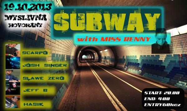Subway 19.10.2013