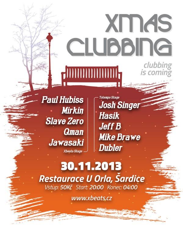 Xmas Clubbing 30.11.2013
