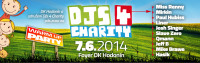 DJs 4 Charity 2014 – Warm Up party v DK Hodonín