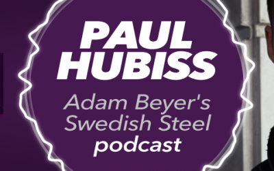 Paul Hubiss – Adam Beyer's Swedish Steel podcast