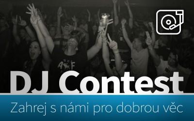 DJs 4 Charity 2015 – DJ Contest – Zahrej s námi pro dobrou věc